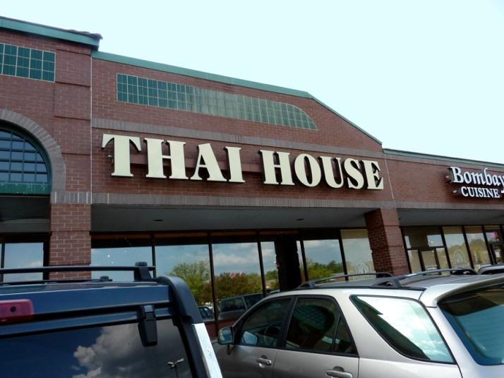 Thai House exterior