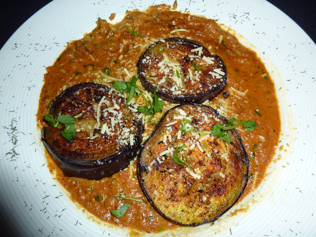 photo of the eggplant dish