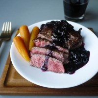 Blueberry Filet Mignon