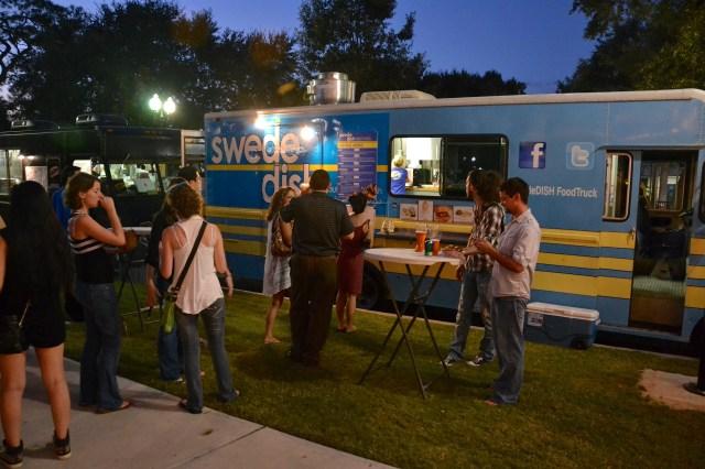 SwedeDISH Food Truck Orlando