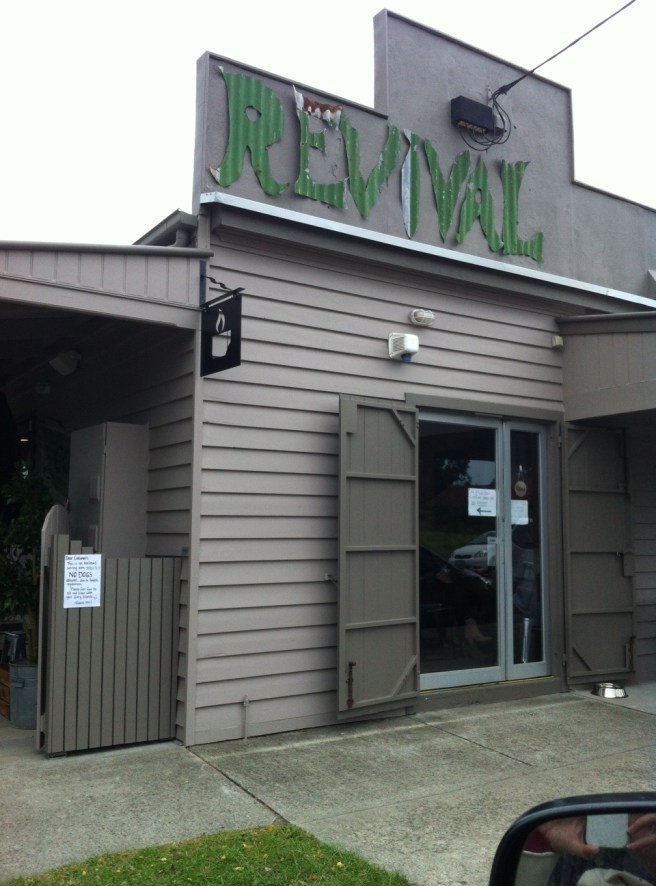 Cafe Revival in Beaconsfield