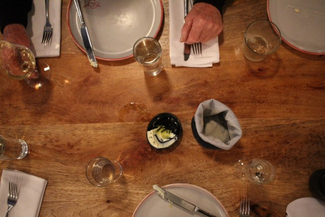 Shared plates at the Independent Gembrook