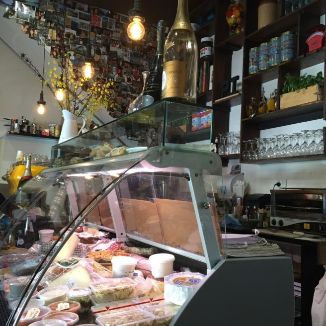 front counter at pure Italian balwyn north