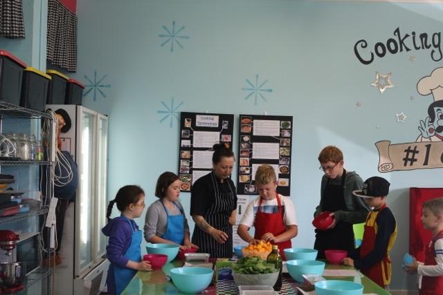 Cooking 4 Kids
