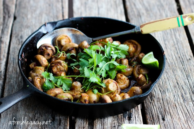 great mushroom recipes