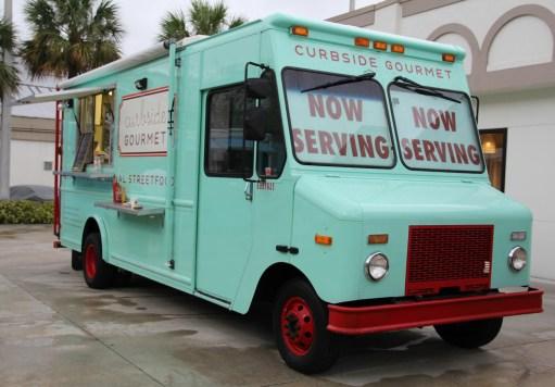 Curbside Gourmet Food Truck