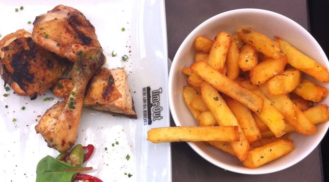 Some like it hot – Perfect piripiri chicken