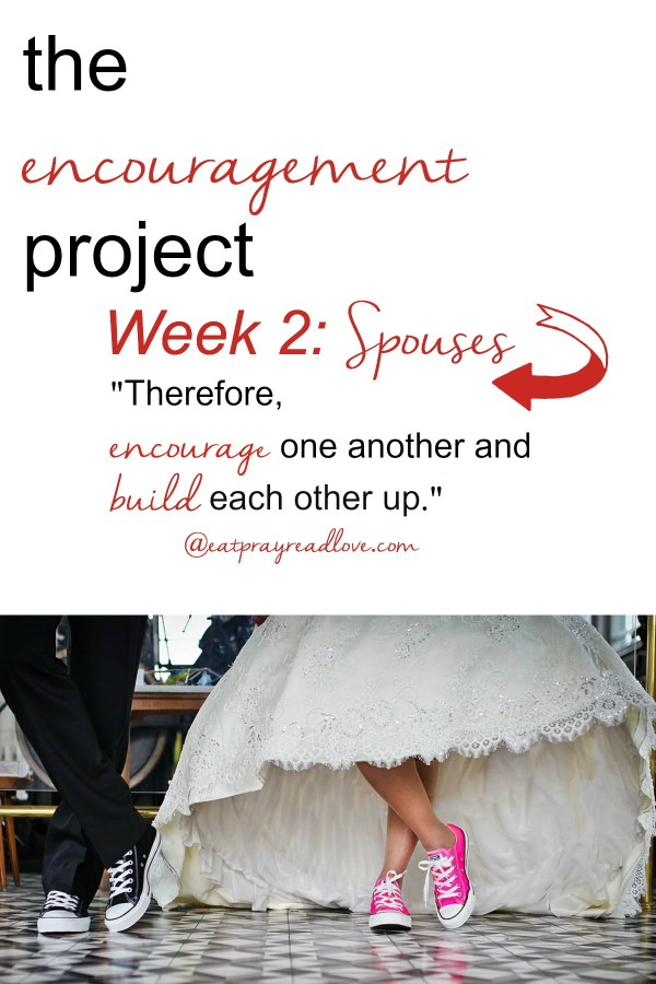 the encouragement project spouses