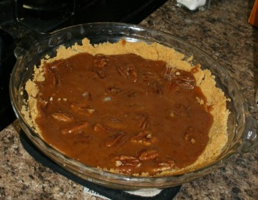 toffee in crust