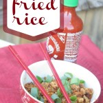 Faux Fried Rice Recipe