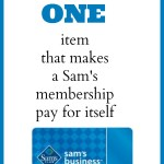 The One Item That Makes a Sam's Club Membership Worth It