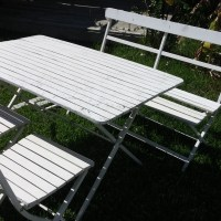 Patio Furniture Redo
