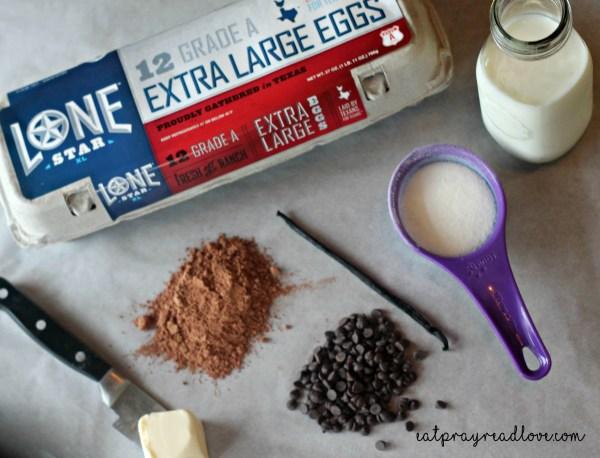 ingredients chocolate decadence