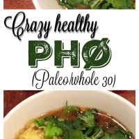Making Pho- Delicious Paleo Pho Recipe