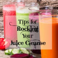 How to Rock a Juice Cleanse