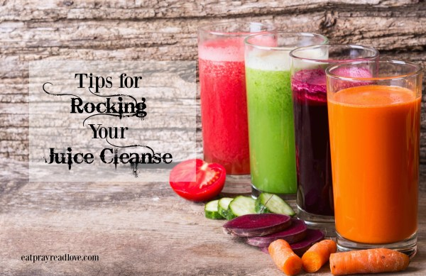 Tips for rocking your juice cleanse/ detox diet