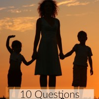 10 Questions to ask Your Kids- {Free Printable}