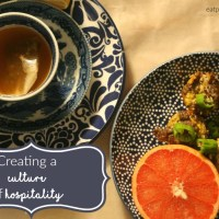 Creating a Culture of Hospitality