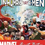 First Bites: Marvel's Inhumans VS. X-Men #1