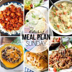 Garage Easy Meal Plan Easy Peasy Meals Easy Sunday Dinner Summer Easy Sunday Dinner Healthy