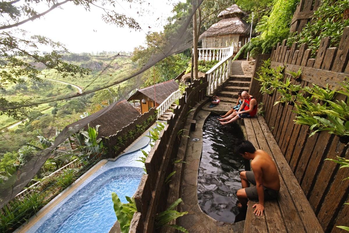 Luljetta's Hanging Gardens: A Superb Spa Getaway from Metro Manila