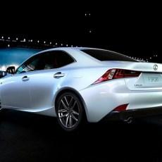 New Range in Lexus for 2013 – The All New Lexus IS