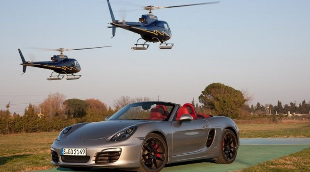 Porsche Boxter Review – Drive the Future