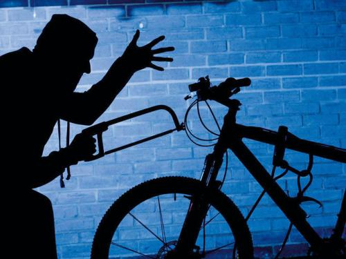 electric bicycle theft