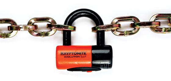 bike locks and chain locks
