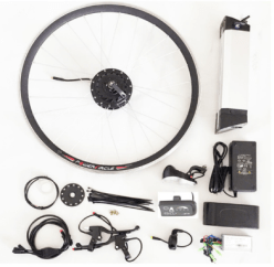 Entire ebike conversion kit for $384