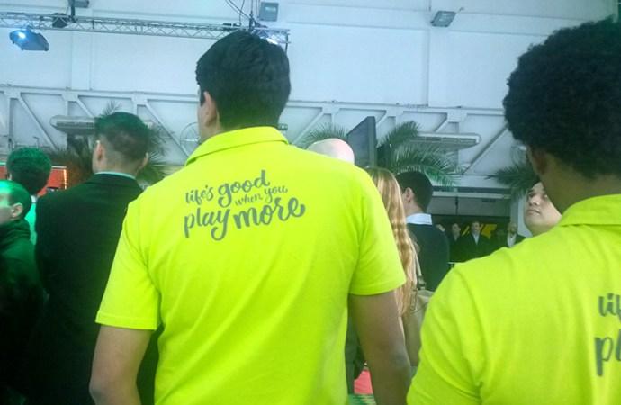 LG PlayMore