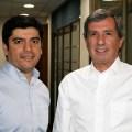 Juan Carlos Erices y Bernardo Segura