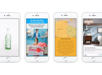 Canvas, una experiencia móvil de anuncios en pantalla completa