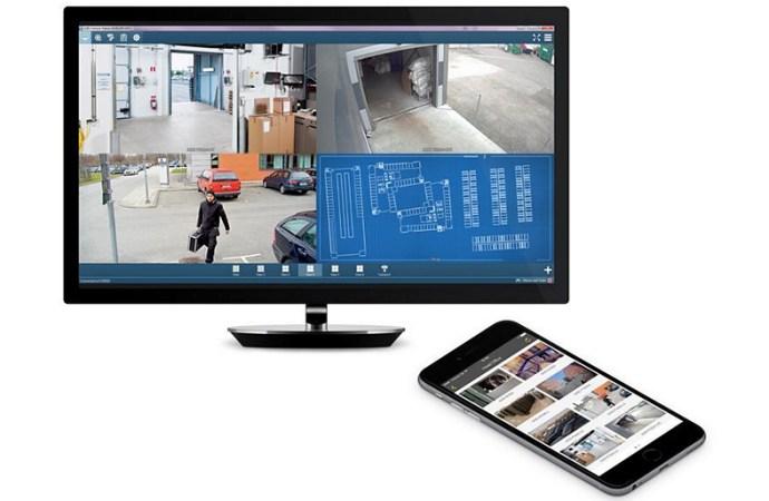 Axis lanzó software de videovigilancia para proyectos de tamaño mediano