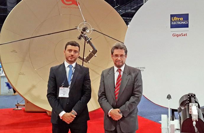 Ejecutivos de ARSAT participaron del Satellite Show 2016