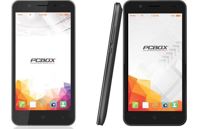 PCBOX lanzó sus smartphones en Argentina