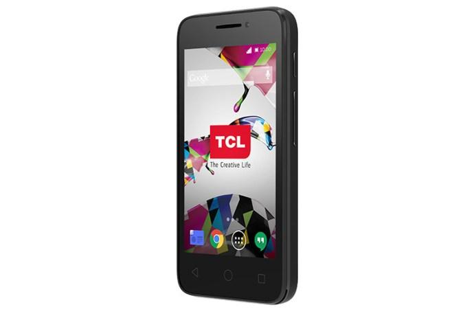 TCL lanzó el smartphone E400 en Argentina