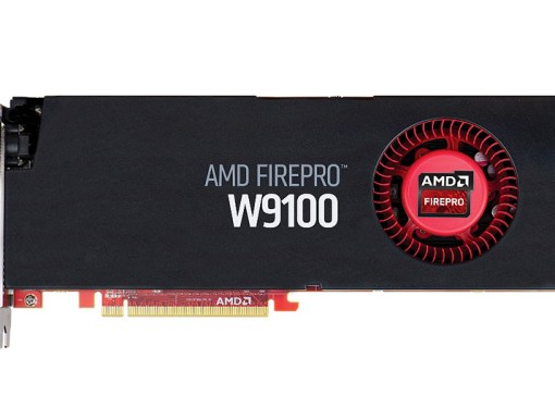 AMD presentó tarjeta gráfica para estaciones de trabajo profesionales