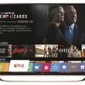 LG UHD con Netflix