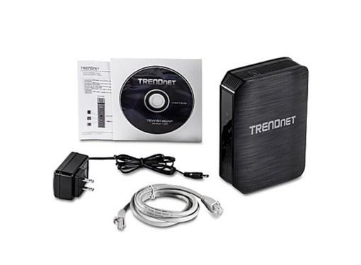 TRENDnet trae al mercado un nuevo access point wireless dual band