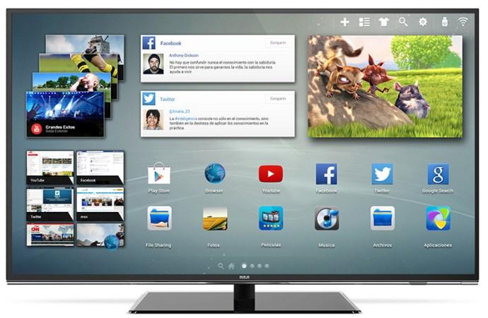 RCA presentó su smart TV 4K de 55 pulgadas