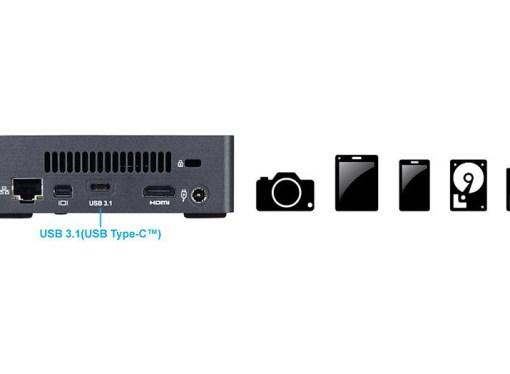La certificación de Gigabyte para Thunderbolt 3 se expande a las mini PCs BRIX