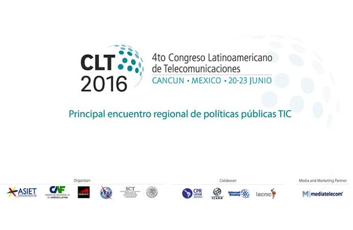 Los principales ministros TIC de la región estarán en el Congreso Latinoamericano de Telecomunicaciones 2016