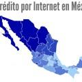 Prestadero - Mapa De Créditos En México