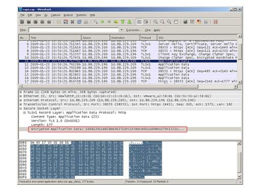 Las 7 plagas del tráfico encriptado