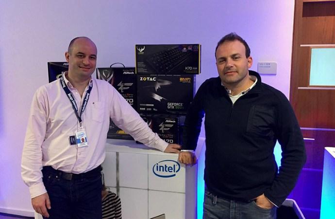ASRock presentó novedades en el Workshop de Intel