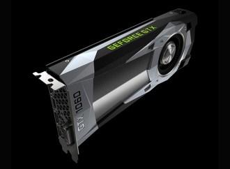 NVIDIA presentó la GeForce GTX 1060