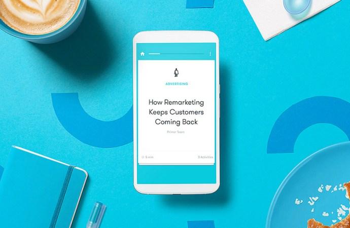 Google presenta Primer, una aplicación para aprender marketing digital