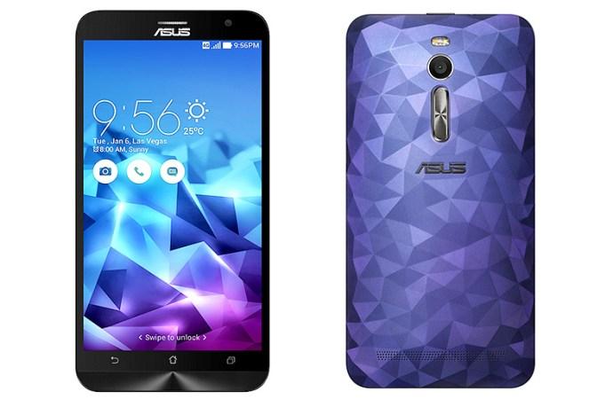 ASUS presentó sus smartphones Zenfone