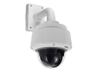 Enfoque instantáneo en condiciones difíciles de luz con las nuevas cámaras domo Q60 PTZ de Axis